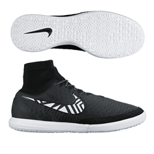 Nike MagistaX Proximo Street IC Indoor Soccer Shoes (Black/Anthracite/Bright Citrus/White)