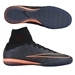 Nike MercurialX Proximo Street IC Indoor Soccer Shoes (Black/Bright Mango)