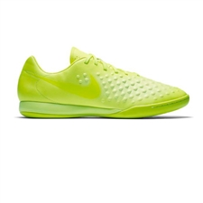 Nike Magista Onda II IC Indoor Soccer Shoes (Volt/Volt/Barely Volt/Electric Green)