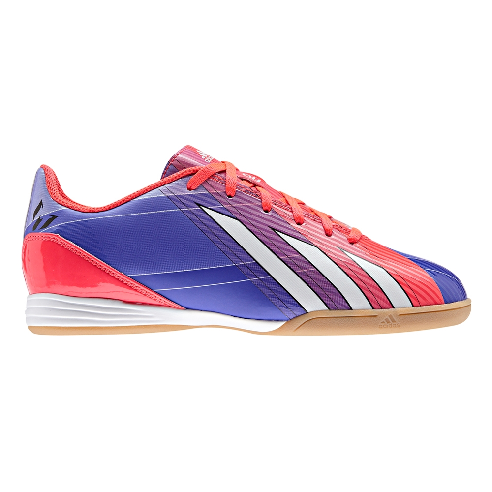 Kids Indoor Soccer Shoes Adidas Adidas Messi F10 Indoor Shoes