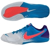 Nike5 Elastico Youth Indoor Soccer Shoes (Current Blue/Club Purple/Hot Punch)
