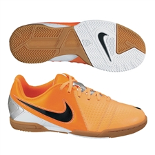 Nike CTR360 Libretto III Youth Indoor Soccer Shoes (Atomic Orange/Total Orange/Black)