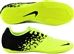 Nike FC247 Elastico II Youth Indoor Soccer Shoes (Volt/Black)