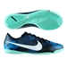 $49.49 | Nike CR Youth Mercurial Victory IV IC Indoor Soccer Shoes (Dark Obsidian/Green Glow/Black/Metallic Platinum)