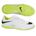 Nike Youth Hypervenom Phelon Indoor Soccer Shoes (White/Volt/Black)