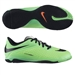 Nike Youth Hypervenom Phelon Indoor Soccer Shoes (Neo Lime/Poison Green/Metallic Silver/Black)