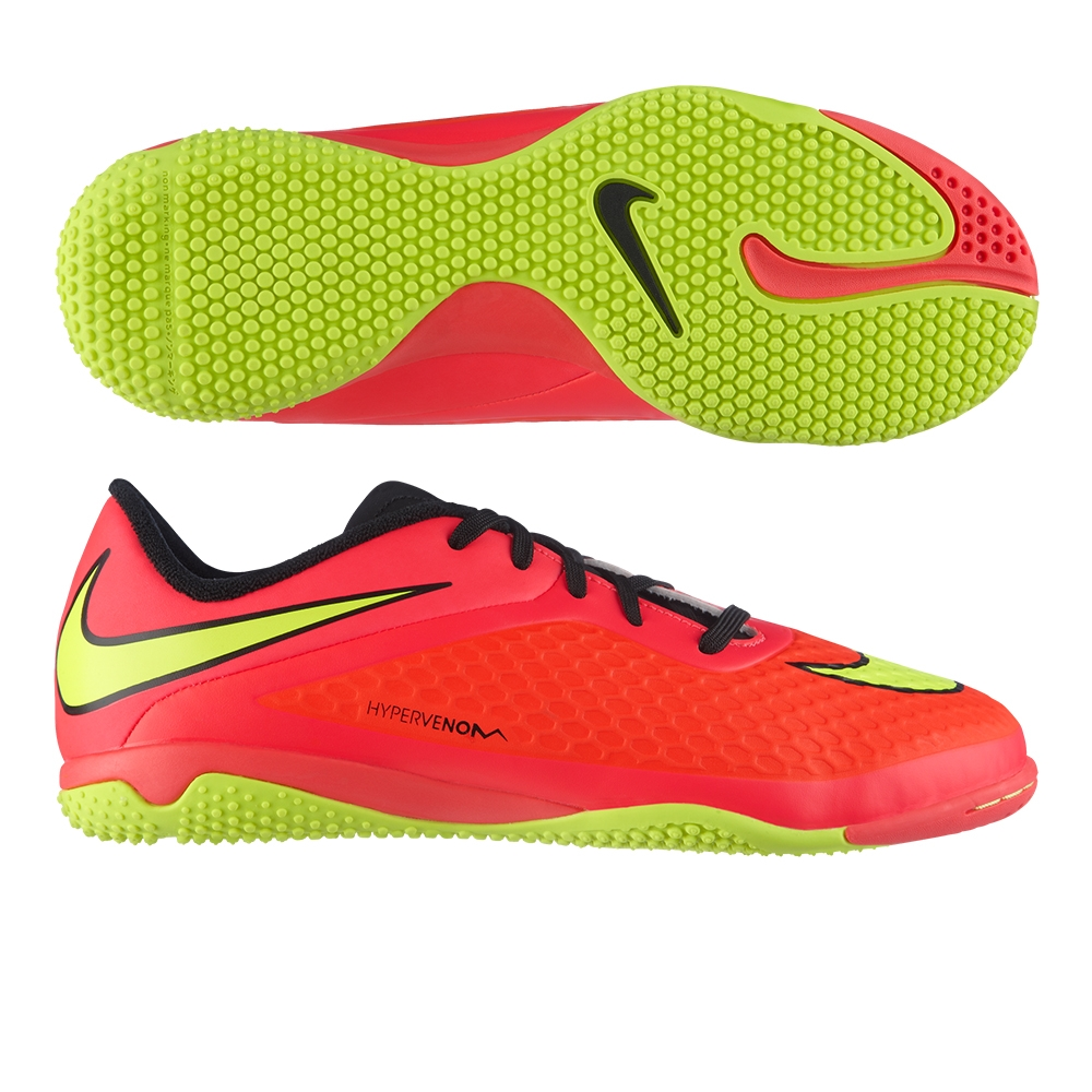 nike hypervenom indoor soccer shoes