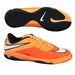 Nike Youth Hypervenom Phelon Indoor Soccer Shoes (Hyper Crimson/Black/Atomic Orange/White)