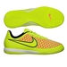 Nike Youth Magista Onda IC Indoor Soccer Shoes (Volt/Metallic Gold/Black/Hyper Punch)