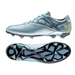 Adidas Messi 15.3 FG/AG Soccer Cleats (Matte Ice Metallic/Bright Yellow/Black)