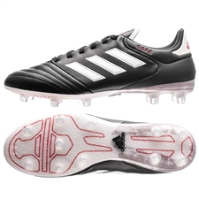 Adidas Copa 17.2 FG Soccer Cleat (Black/White/Black)