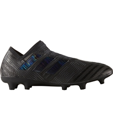 Adidas Nemeziz 17+ 360Agility FG Soccer Cleats (Core Black) | BB3676