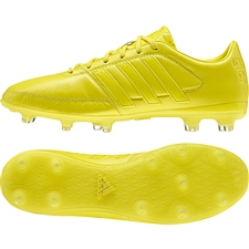 Adidas Gloro 16.1 FG Soccer Cleats (Solar Yellow)