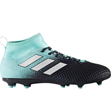 Adidas ACE 17.3 FG Soccer Cleats (Energy Aqua/White/Legend Ink) | Adidas Soccer Cleats |FREE SHIPPING| Adidas BY2198 | SoccerCorner.com