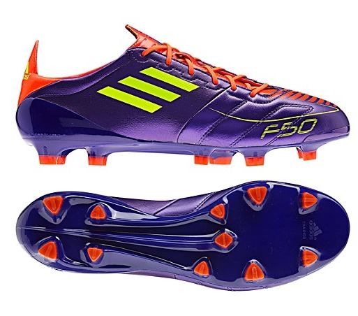 adidas soccer cleats f50