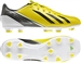 Adidas F30 TRX FG Soccer Cleats (Vivid Yellow/Black/Green Zest)