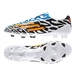 Adidas F50 Adizero-Messi Battle Pack  (Synthetic) TRX FG Soccer Cleats (Core White/Solar Gold/Black)