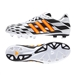 Adidas 11Nova Battle Pack  TRX FG Soccer Cleats (Core White/Solar Gold/Black)