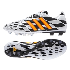 Adidas adiPure 11Pro Battle Pack  TRX FG Soccer Cleats (Core White/Solar Gold/Black)