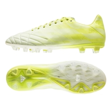 Adidas adiPure 11Pro Hunting Pack FG Soccer Cleats (White/Bahia Glow)