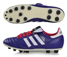 Adidas Copa Mundial FG Soccer Cleat (Blast Purple/Running White/Vivid Berry)