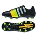 Adidas Nitrocharge 2.0 TRX FG Soccer Cleats (Core Black/Silver Metallic/Solar Gold) | Adidas Soccer Cleats | FREE SHIPPING | M29852