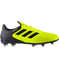 Adidas Copa 17.2 FG Soccer Cleat (Solar Yellow/Legend Ink/Legend Ink)