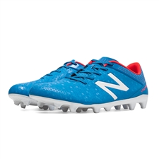 New Balance Visaro Control FG Soccer Cleats (Bolt/Flame/White)