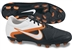 Nike CTR360 Trequartista II FG Soccer Cleats (Black/Total Orange/White)