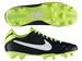Nike Tiempo Mystic IV FG Soccer Cleats (Black/Electric Green/White)