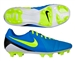 Nike CTR360 Trequartista III FG Soccer Cleats (Current Blue/Black/Blue Hero/Volt)