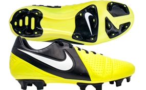 Nike CTR360 Trequartista III FG Soccer Cleats (Sonic Yellow/Black/White)