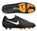 Nike CTR360 Maestri III FG Soccer Cleats (Dark Charcoal/Black/White)