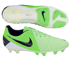 Sale $129.95 | Nike CTR360 Maestri III FG Soccer Cleats (Fresh Mint/Neo Lime/Black)