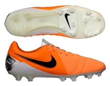 Nike CTR360 Maestri III FG Soccer Cleats (Atomic Orange/Total Orange/Black)