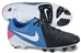 Nike CTR360 Libretto III FG Soccer Cleats (Black/Photo Blue/Pink Flash/White)