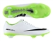 Nike Mercurial Veloce FG Soccer Cleats (White/Electric Green/Black)
