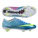 Nike Mercurial Veloce FG Soccer Cleats (Neptune Blue/Tide Pool Blue/Pink Flash/Volt)