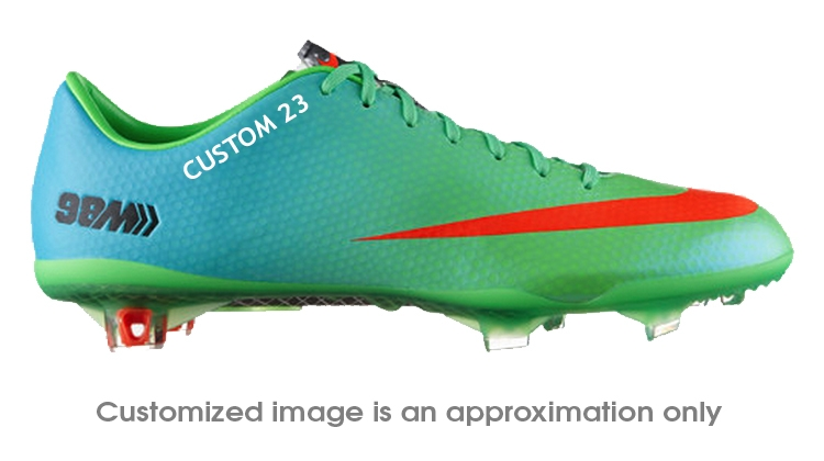 custom nike soccer cleats