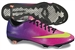 SALE $139.95 - Nike Mercurial Vapor IX Soccer Cleats in Fireberry Red and Purple
