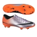 Nike Mercurial Victory IV FG Soccer Cleats (Metallic Mach Purple/Black/Total Orange)