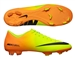 Nike Mercurial Victory IV FG Soccer Cleats (Volt/Black/Bright Citrus)