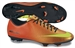 SALE $34.95 - Nike Mercurial Victory IV FG Soccer Cleats (Sunset/Total Crimson/Black/Volt)