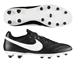 Nike Premier FG Soccer Cleats (Black/White)