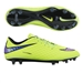 Nike Hypervenom Phantom FG Soccer Cleats (Volt/Hot Lava/Persian Violet)