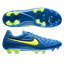 Nike Tiempo Legend V FG Soccer Cleats (Soar/Volt)
