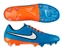 Nike Tiempo Legacy FG Soccer Cleats (Neo Turquoise/Hyper Crimson/Black/White)