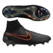 Nike Magista Obra FG Soccer Cleats (Black/Rough Green)