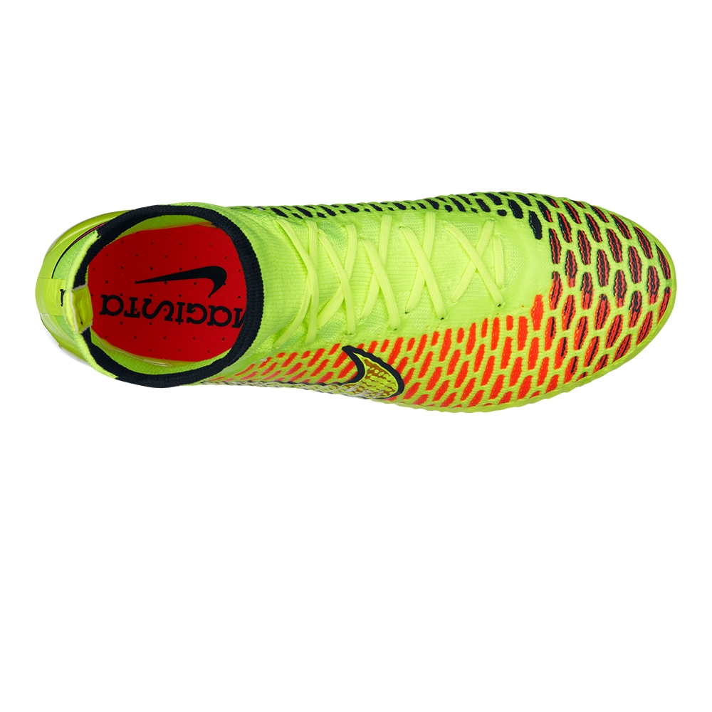 nike magista onda ag volt metallic gold