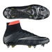 Nike Mercurial SuperFly IV SG-Pro Soccer Cleats (Black/Hyper Punch/Volt/White)